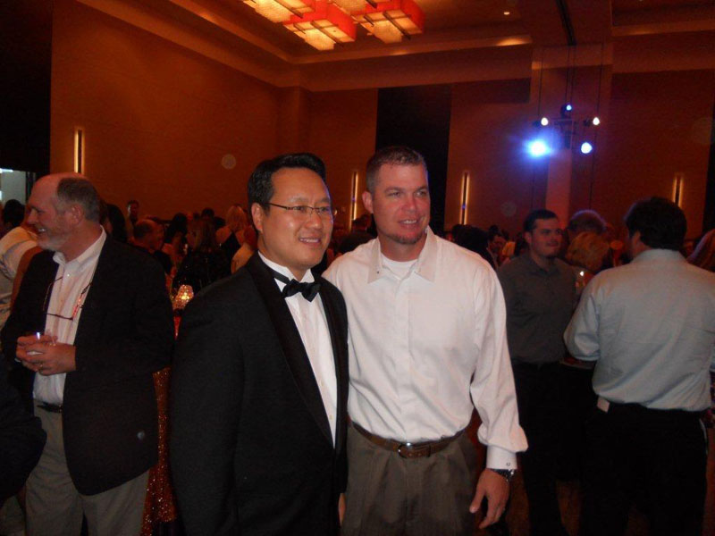 Dr. Steve Hahn, Chipper Jones
